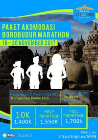 Triptrus Borobudur Marathon
